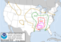 April 24 2010 High risk storm.png