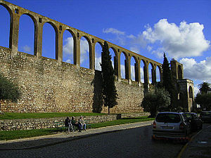 Serpa - Aqueduct in Serpa