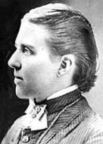Arabella Mansfield - Mansfield, ca. 1870.