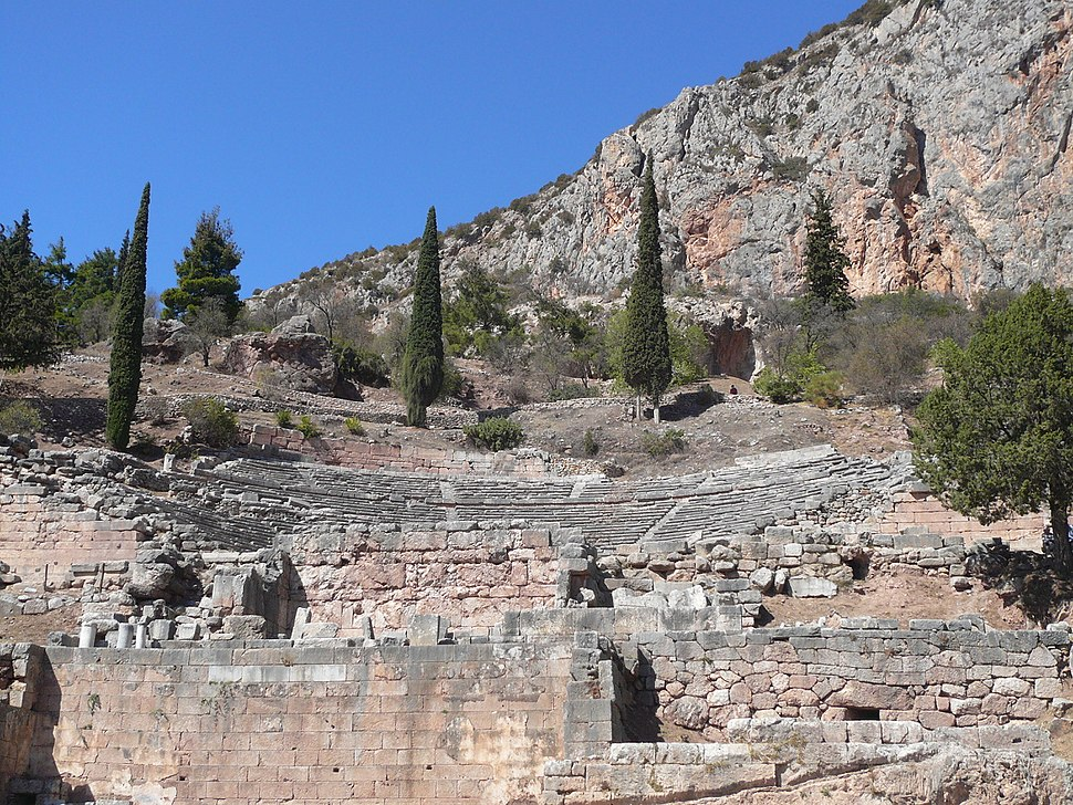 Archaeological Site of Delphi-111180