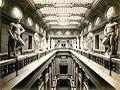 Archivo General de la Nación Argentina 1890 aprox Buenos Aires, Palacio de Justicia, vista desde la galería superior.jpg