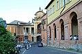 Arco del Meloncello, all'inizio della salita verso il Santario della Beata Vergine di San Luca sul Colle della Guardia - panoramio.jpg