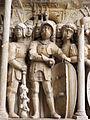 Arco trionfale del Castel Nuovo, 20, rientro vittorioso di alfonso.JPG
