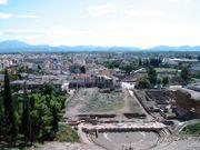 Argos şehrinin günümüzde kalıntıları, Argolis-Yunanistan