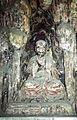 Arhat sculpture in Bao Sheng Temple, Luzhi, Suzhou.jpg