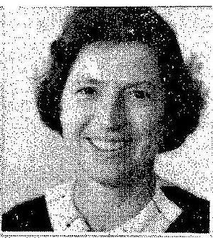Arlene White Lawrence - Image: Arlene White Lawrence circa 1965
