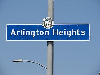 Arlington Heights, Los Angeles Neighborhood of Los Angeles in California, United States