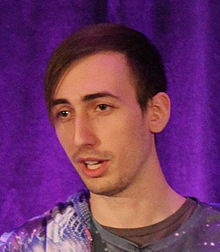Armin Ibrisagic of Goat Simulator at GDC 2016 (25873290925) (cropped).jpg