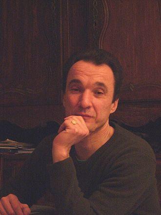 Arnaud Courlet de Vregille - Arnaud Courlet de Vregille, in 2007.