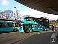 Arriva Kent & Surrey YY14WFW, Chatham Bus Station, 16 January 2018.jpg