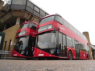 Ash Grove bus garage - Ash Grove bus garage