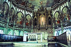 Art-filled San Beda Church.jpg