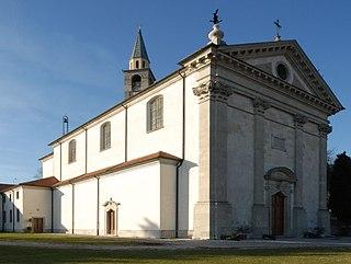 Artegna Comune in Friuli-Venezia Giulia, Italy