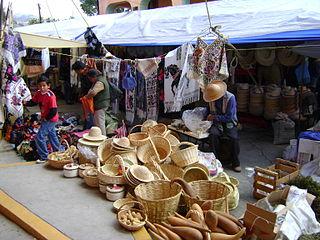 Handcrafts and folk art in Hidalgo