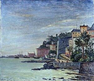 Aldo Conti - Santa Margherita Ligure, 1933 (Fondazione Cariplo)