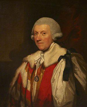 Arthur Acheson, 1st Earl of Gosford - Image: Arthur Acheson (c.1742–1807), 2nd Viscount, 1st Earl of Gosford by Gilbert Stuart