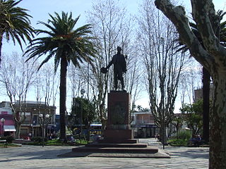 Rocha, Uruguay Capital city in Rocha, Uruguay
