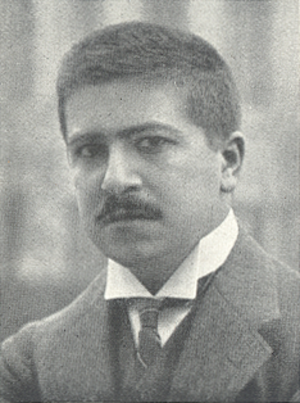 Artur Schnabel - Artur Schnabel, about 1906