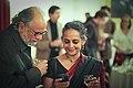 Arundhati Roy and Homi K. Bhabha.jpg