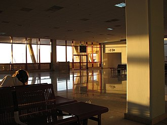 Ashgabat International Airport - Image: Ashgabat Airport (3203828450)