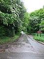 Ashridge Estate lane at Hudnall - geograph.org.uk - 174923.jpg