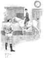 At the Riding School by Phil May.png