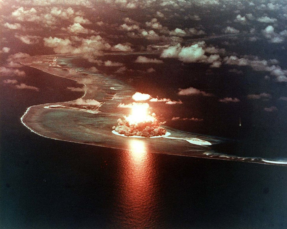 Atombombentest Redwing-Seminole 01