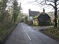 Attleford Lane, near Shackleford, Surrey - geograph.org.uk - 1632949.jpg