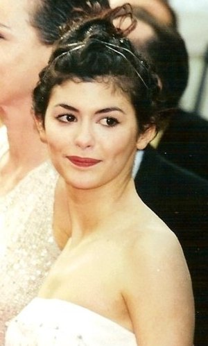 Audrey Tautou - Image: Audrey Tautou Cannes