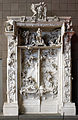 Auguste rodin, la porta dell'inferno, 1880-1917, 01.JPG