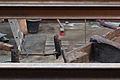 Ausgrabungen Slawischer Burgwall im Schweriner Schloss (DerHexer) 2014-11-15 20.jpg