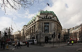 High Commission of Australia, London - Image: Australia House geograph.org.uk 680485