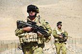 Australian soldiers Afghanistan March2010