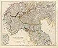 Austrian Empire (Arrowsmith, 1842 - part 2, Kingdom of Lombardy–Venetia).jpg