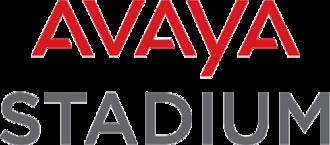 Avaya Stadium - Image: Avaya Stadium logo