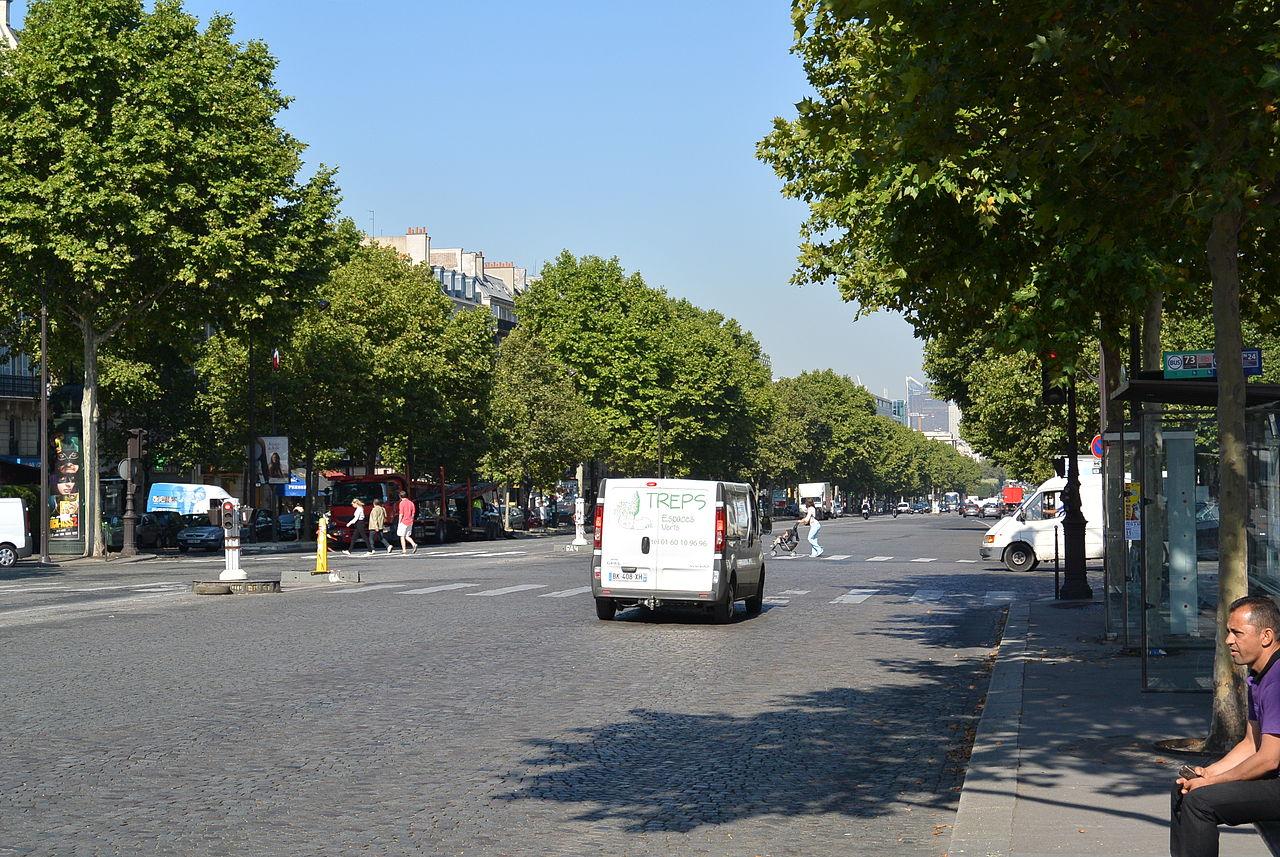 File avenue de la grande arm e 1 paris 21 august wikimedia commons - 10 avenue de la grande armee ...