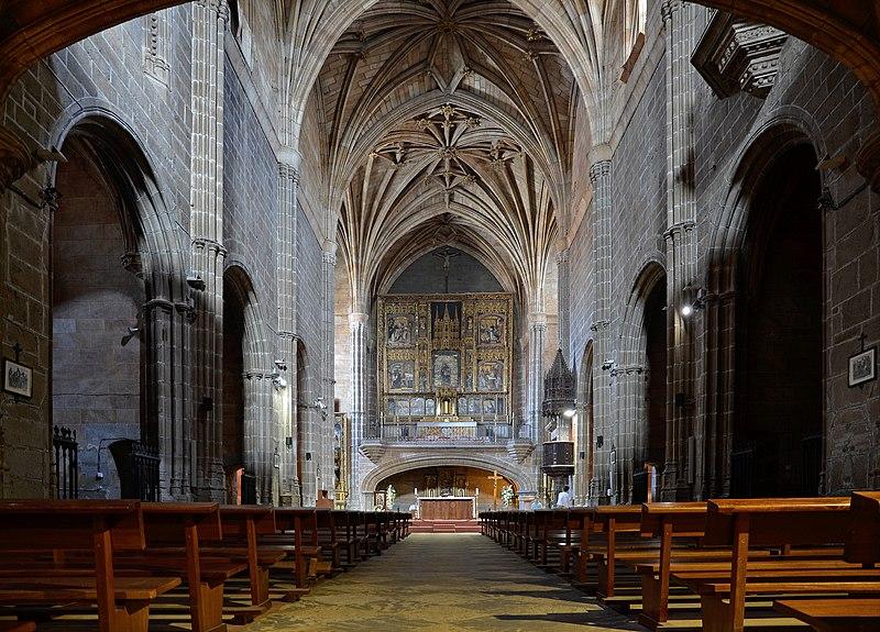 File:Avila - Convento de Santo Tomas 03c.jpg