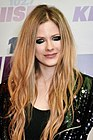 Canadian-French singer and songwriter Avril Lavigne