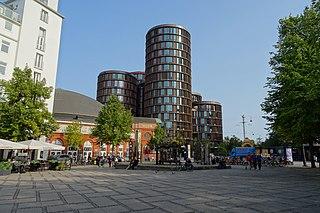 Axeltorv square in Copenhagen