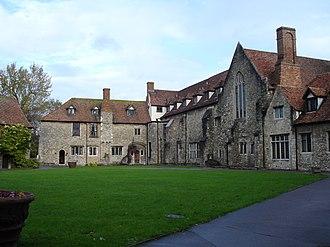 Aylesford Priory - The Priory