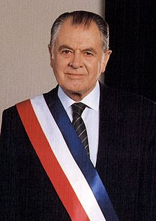 Chilean politician and former President