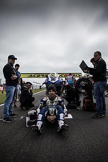 Ayrton Badovini, Donington 2016.jpg