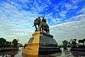 Ayutthaya Queen Suriyothai Monument 1.jpg