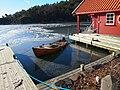 Båt i isen i Kjøbmannsvig - panoramio.jpg