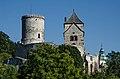 Będzin zamek-1990.jpg