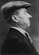 B. Traven aka Red Marut arrest photo in London 1923