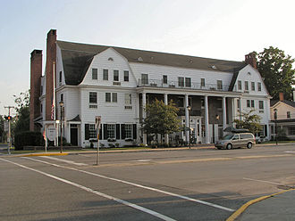 Hamilton (village), New York - Colgate Inn, Hamilton, NY