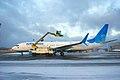 B738 АК Победа в аэропорту Красноярска.jpg