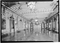 BALLROOM, VIEW FROM SOUTH - Henry M. Flagler Mansion, Whitehall Way, Palm Beach, Palm Beach County, FL HABS FLA,50-PALM,11-17.tif
