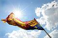 BBMF Flies Over Buckingham palace MOD 45150267.jpg